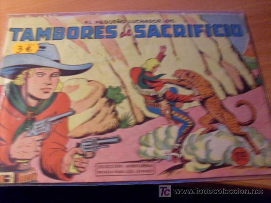 EL PEQUEÑO LUCHADOR ( ORIGINAL ) Nº 42 (Tebeos y Comics - Valenciana - Pequeño Luchador)