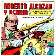 Tebeos: ROBERTO ALCAZAR Nº 6, SVINTUS EL HOMBRE DIABOLICO. Lote 15962082