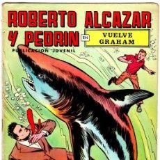 Tebeos: ROBERTO ALCAZAR Nº 9 SVINTUS EL HOMBRE DIABOLICO. Lote 15962100
