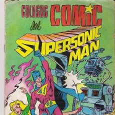Tebeos: COLOSOS DEL COMIC Nº 3, SUPERSONIC MAN. Lote 16067168