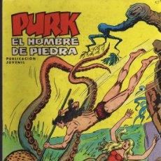 Tebeos: PURK, EL HOMBRE DE PIEDRA Nº4 - MANUEL GAGO - 1974 - EDIVAL . Lote 16129940