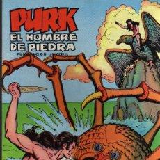 Tebeos: PURK, EL HOMBRE DE PIEDRA Nº 8 - MANUEL GAGO - 1974 - EDIVAL . Lote 16130016
