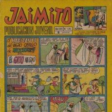 Tebeos: JAIMITO 1115 - CON HÉROES DEL DEPORTE DE AMBRÓS (EL CREADOR GRÁFICO DE EL CAPITÁN TRUENO) - AÑO 1971. Lote 16314205