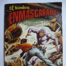 Tebeos: EL HOMBRE ENMASCARADO. Nº 44. COLOSOS DEL COMIC. EDITORIAL VALENCIANA.. Lote 27602239
