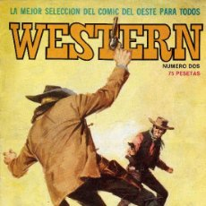 Tebeos: WESTERN Nº2 (EDITORIAL VALENCIANA, 1982). Lote 16563636