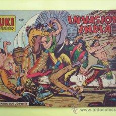 Tebeos: YUKI EL TEMERARIO N.4 - 1958 , EDITORIAL VALENCIANA - ORIGINAL. Lote 16622555