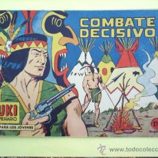 Tebeos: YUKI EL TEMERARIO N.26 , 1958 , ORIGINAL , EDITORIAL VALENCIANA. Lote 23082060