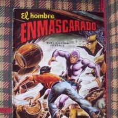 Tebeos: EL HOMBRE ENMASCARADO - Nº 44 - ED.VALENCIANA - 1979. Lote 16628666