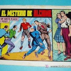 Tebeos: EL MISTERIO DE ALCIONE. ROBERTO ALCÁZAR Y PEDRÍN. Nº 72 . AÑO 1982. Lote 16631719