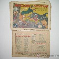 Tebeos: LOTE GUERRERO DEL ANTIFAZ ORIGINAL. Lote 16677653