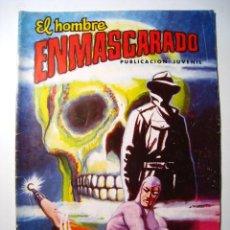 Tebeos: EL HOMBRE ENMASCARADO Nº 22 - COLOSOS COMIC VALENCIANA. Lote 16940378