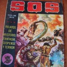 Giornalini: SOS ; SEGUNDA EPOCA ;Nº 24. Lote 17006974