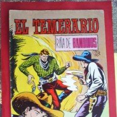 Tebeos: EL TEMERARIO N. 4 EDITORIAL VALENCIANA. Lote 17096254