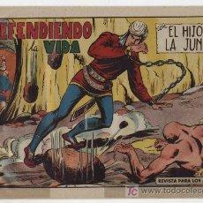 Tebeos: EL HIJO DE LA JUNGLA Nº 82.. Lote 17250033