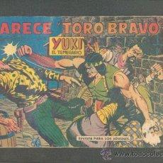 Tebeos: YUKI EL TEMERARIO Nº 9,EDITORIAL VALENCIANA. Lote 23851525