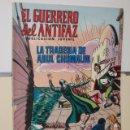 Tebeos: EL GUERRERO DEL ANTIFAZ Nº 154 EDITORIAL VALENCIANA.. Lote 17326434
