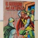 Tebeos: EL GUERRERO DEL ANTIFAZ Nº 122 EDITORIAL VALENCIANA.. Lote 17336384
