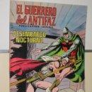 Tebeos: EL GUERRERO DEL ANTIFAZ Nº 166 EDITORIAL VALENCIANA.. Lote 17336420