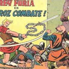 Tebeos: REY FURIA Nº 22 ORIGINAL EDITORIAL VALENCIANA. Lote 17472626
