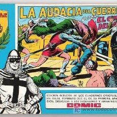 Tebeos: EL GUERRERO DEL ANTIFAZ Nº 15. EDITORA VALENCIANA. 1981. Lote 17636543