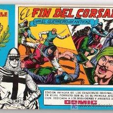 Tebeos: EL GUERRERO DEL ANTIFAZ Nº 17. EDITORA VALENCIANA. 1981. Lote 17636574