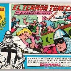 Tebeos: EL GUERRERO DEL ANTIFAZ Nº 18. EDITORA VALENCIANA. 1981. Lote 17636581