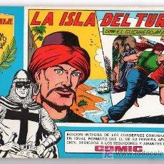 Tebeos: EL GUERRERO DEL ANTIFAZ Nº 21. EDITORA VALENCIANA. 1981. Lote 17636589