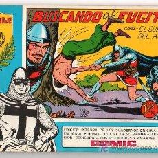 Tebeos: EL GUERRERO DEL ANTIFAZ Nº 22. EDITORA VALENCIANA. 1981. Lote 17636591