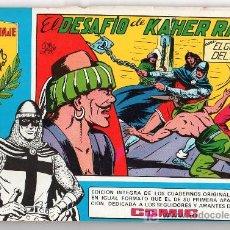 Tebeos: EL GUERRERO DEL ANTIFAZ Nº 23. EDITORA VALENCIANA. 1981. Lote 17636602