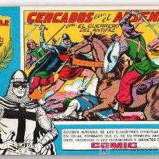 Tebeos: EL GUERRERO DEL ANTIFAZ Nº 26. EDITORA VALENCIANA. 1981. Lote 17636618