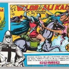 Tebeos: EL GUERRERO DEL ANTIFAZ Nº 27. EDITORA VALENCIANA. 1981. Lote 17636620