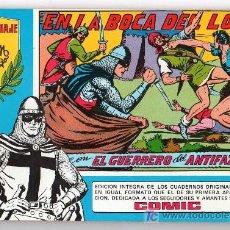 Tebeos: EL GUERRERO DEL ANTIFAZ Nº 28. EDITORA VALENCIANA. 1981. Lote 17636627