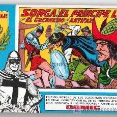 Tebeos: EL GUERRERO DEL ANTIFAZ Nº 41. EDITORA VALENCIANA. 1981. Lote 23597933