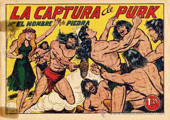 PURK, EL HOMBRE DE PIEDRA Nº116 (ORIGINAL) (Tebeos y Comics - Valenciana - Purk, el Hombre de Piedra)