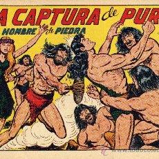 Tebeos: PURK, EL HOMBRE DE PIEDRA Nº116 (ORIGINAL). Lote 17750066