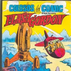 Tebeos: COLOSOS DEL COMIC PRESENTA FLASH GORDON Nº 11,EDITORIAL VALENCIANA. Lote 17824357
