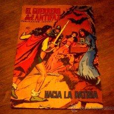 Tebeos: EL GERRERO DEL ANTIFAZ .HACIA LA PATRIA Nª54 AÑO 1973. Lote 17846767