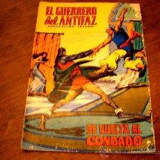 Tebeos: EL GERRERO DEL ANTIFAZ .DE VUELTA AL CONDADO,Nª79 AÑO1973. Lote 17846890