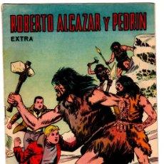 Tebeos: ROBERTO ALCAZAR EXTRA ORIGINAL 1966, 3,50 PTS, VER PAGINA. Lote 17849178