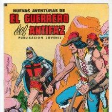 Tebeos: NUEVAS AVENTURAS DE EL GUERRERO DEL ANTIFAZ Nº 33. BANDIDOS MONTAÑESES. Lote 18031126
