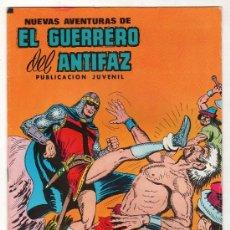 Tebeos: NUEVAS AVENTURAS DE EL GUERRERO DEL ANTIFAZ Nº 35. LOS BANDIDOS ATACAN. Lote 18031144
