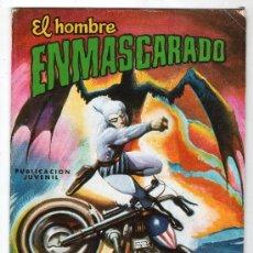 Tebeos: COLOSOS DEL COMIC Nº 26. EDITORA VALENCIANA. EL HOMBRE ENMASCARADO. EL JUEGO FALSO. Lote 23445576