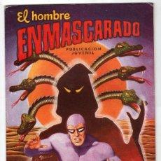 Tebeos: COLOSOS DEL COMIC Nº 31. EDITORA VALENCIANA. EL HOMBRE ENMASCARADO. EL RESUGIR DE HYDRA. Lote 18143060