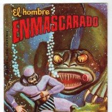 Tebeos: COLOSOS DEL COMIC Nº 32. EDITORA VALENCIANA. EL HOMBRE ENMASCARADO. EL SECRETO DE LA BAHIA DE SANLOI. Lote 18143061