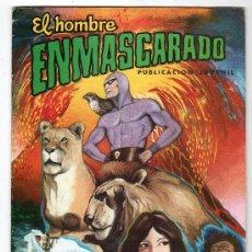 Tebeos: COLOSOS DEL COMIC Nº 3. EDITORA VALENCIANA. EL HOMBRE ENMASCARADO. EL CARGAMENTO PELIGROSO. Lote 18143110