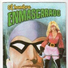 Tebeos: COLOSOS DEL COMIC Nº 39. EDITORA VALENCIANA. EL HOMBRE ENMASCARADO. LA VENGANZA DE SIR THOMAS. Lote 18143123
