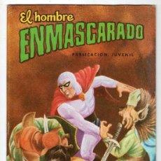 Tebeos: COLOSOS DEL COMIC Nº 40. EDITORA VALENCIANA. EL HOMBRE ENMASCARADO. HELOISE. Lote 18143126