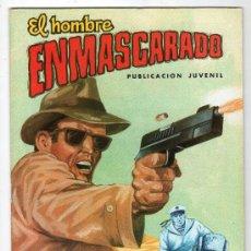Tebeos: COLOSOS DEL COMIC Nº 42. EDITORA VALENCIANA. EL HOMBRE ENMASCARADO. LA CORONA DE IVAN EL TERRIBLE. Lote 18143132