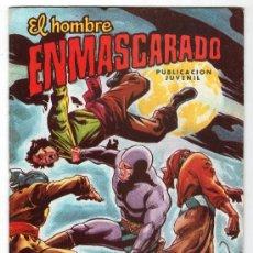 Tebeos: COLOSOS DEL COMIC Nº 45. EDITORA VALENCIANA. EL HOMBRE ENMASCARADO. LA TRAMPA. Lote 18143139