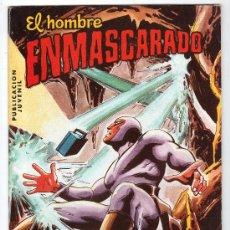 Tebeos: COLOSOS DEL COMIC Nº 49. EDITORA VALENCIANA. EL HOMBRE ENMASCARADO. EL MISTERIO DEL RIO. Lote 18143140